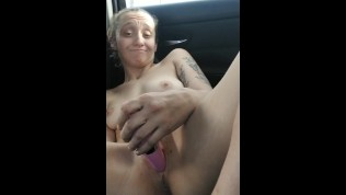 """Caught"" Playing & Kept On Going!!! Y Stop When Im About To Cum!!!!!"