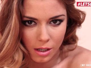 My Naughty Album – Big Booty Model Chrissy Fox Cums Hard From A Big Cock!