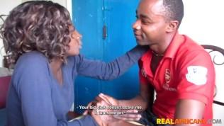 GHANA SLUT FUCKED IN CAMPUS BATHROOM
