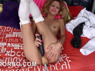 Gabriela Flores fucking machine video 1