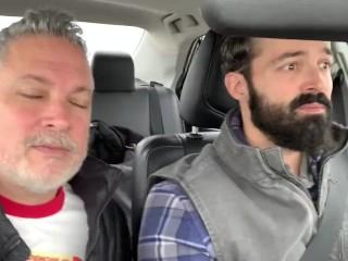 The Maverick Men double fuck a hot Muscle stud bareback