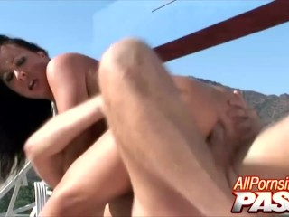 Dp Action With Julie Ends With Facials