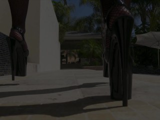 Jules Jordan - Big Butt Sluts Kissa Sins & Katrina Jade Get Black Owned