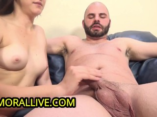 Little Miss Thickness Mandy Muse Gets Her Tight Pussy Pounded!