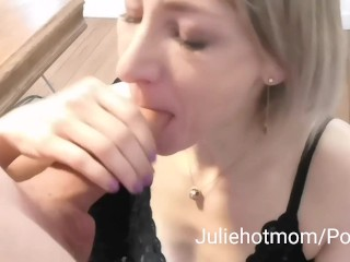 Perfect morning anal of the world's best stepmother, she loves sex with ste