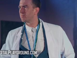 Digital Playground - Russian Nurse Alessandra Jane