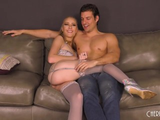 Deep Pussy Fuck Is What Blonde Mazzy Grace Wants