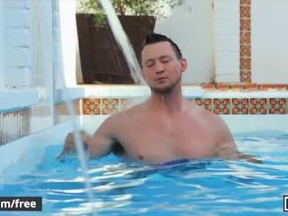 Mencom - Pierce Paris Roman Blake - Poolside Pumping