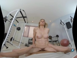MilfVR – Cory Chase – Swolemate