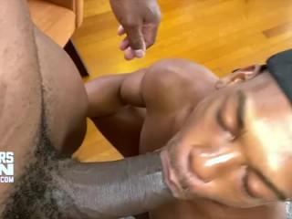 CUTLER X FUCKS ADRIAN HART RAW IN THE ASS