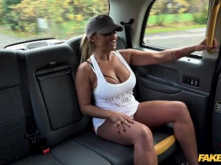 Fake Taxi Beautiful Milf Jogger Gets A Big Cock In Her Tight Pussy
