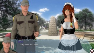 OFFCUTS (VISUAL NOVEL) – PT 5 – Amy Route