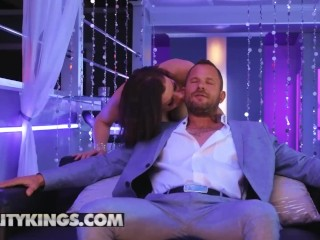 Reality Kings - big tit stripper Sovereign Syre rides big cock
