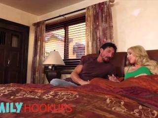 Family Hookups - Kinky Christie stevens fucks her brother in law