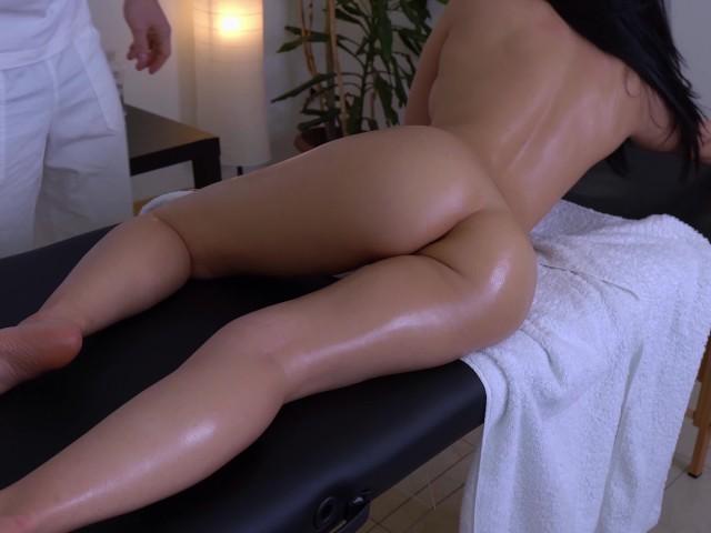 Porn massage porn Lesbian Massage