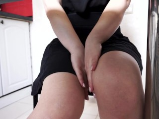 HOT TEEN PLAY WITH HERSELF AFTER SCHOOL UNTIL THE ARRIVAL OF PARENTS