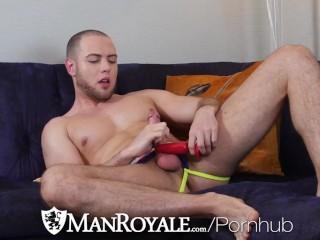 Cumshot/big/with cock manroyale big hunks