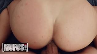 MOFOS – Small tit amateur Ana Rose cheats with big cock