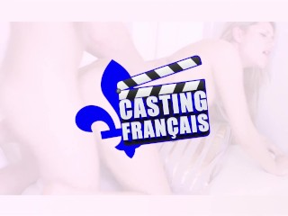 Casting Francais - Petite Skinny French Girl Fucked After Interview