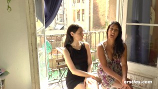 Afternoon Romantic Lesbian Love Making