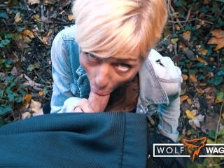 Underfucked MILF Vicky Hundt pounded by date! WOLF WAGNER wolfwagner.love