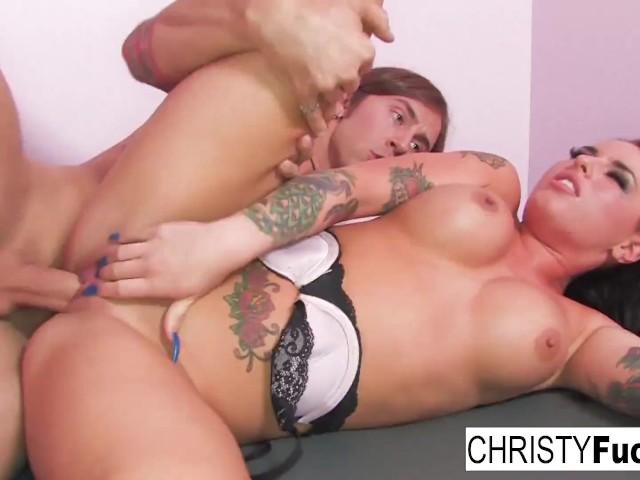 Christy Mack Vstroker