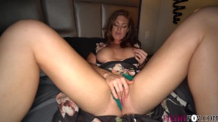 mommy ivy secrets is ready for big cock porn casting