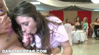 DANCINGBEAR – Big Dick Male Strippers Slinging Cock At Bachelorette Party