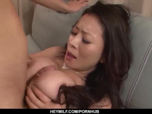 Mom porno asian Japanese mom