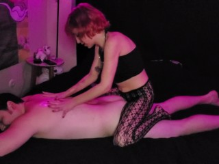 Pussycatbrat Full Body Massage and BJ (AND SWALLOWING!!)