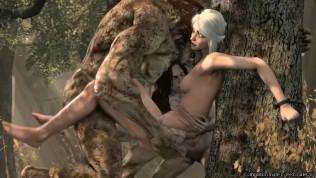 Witcher 3 Ciri SFM compilation