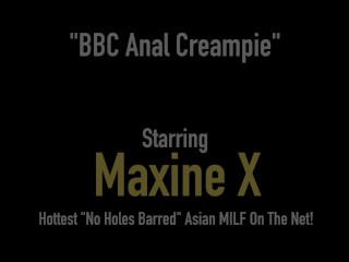 sty Asian Mommy Maxine X Gets Butt Fucked In Tight Asshole By Black Cock!