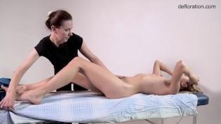 Rita Being Massaged Until Orgasms - Free Porn Videos - YouPorn