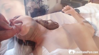 incredible stepmom gets a fucking in pov
