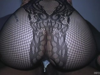Thick Model Bounces Her Ass On BBC and Creams All Over Cum In Mouth Ending