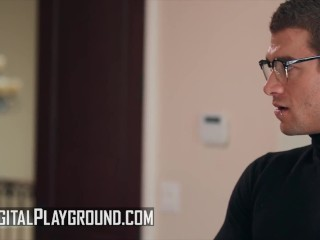 Digital Playground - Big it Alexis Fawx milf gets pounded in motel
