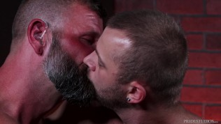 BearBack – Silver Daddy Can't Wait To Get His Hands On Chandler Scott