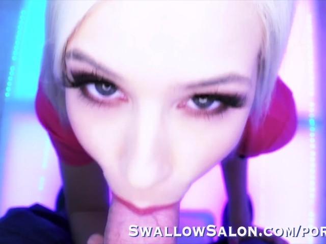 Amateur Cum Swallow Asian