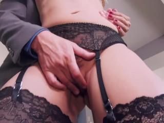 FULL SCENE - Dirty Cheater Husband Shamed & Cucked by Wife and His BOSS