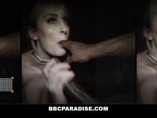 busty mature sexy milf oiled up and fucked by bbc