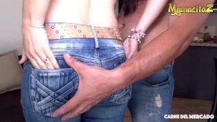 Carne Del Mercado – Big Tits Cuban Latina Hottie Picked Up For Hardcore Sex