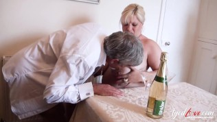 AgedLovE Hardcore Busty Mature Lover