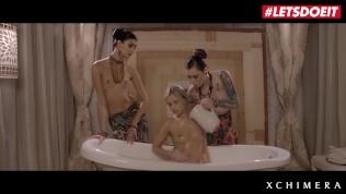 xChimera – Hot Naughty Mistress Lola Myluv Dominates Her Lover – LETSDOEIT