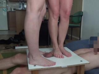 Domination/four full clips legs