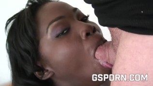 Hot Young Black Girl Is Fucked Hard By Hard Dick