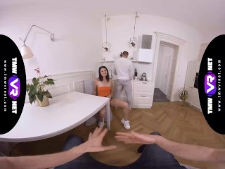 TmwVRnet -Tiny Tina- Meet my friend and his dick