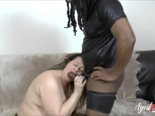 AgedLovE Mature Chick Hardcore Fuck