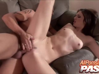 faith leon shows the way to quickie