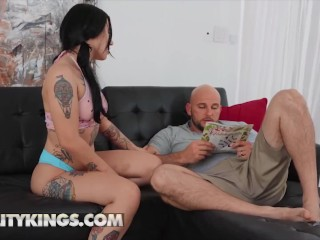 RealityKings - Horny babe Stella Raee had hardcore sex with Jmac