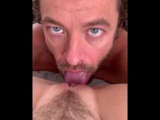 Brad Newman will eat your pussy until you cum